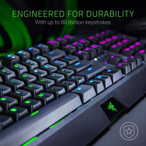 Foto Produk Razer BlackWidow 2019 RGB Terlaris Fullsize Mechanical Gaming K dari darilynn