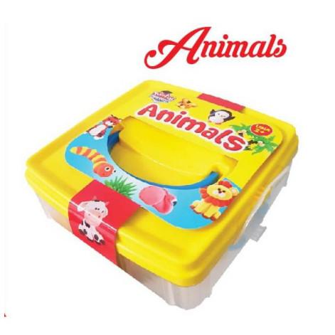 Foto Produk Fundoh animals container mainan anak dari TOYSCORNER INDONESIA