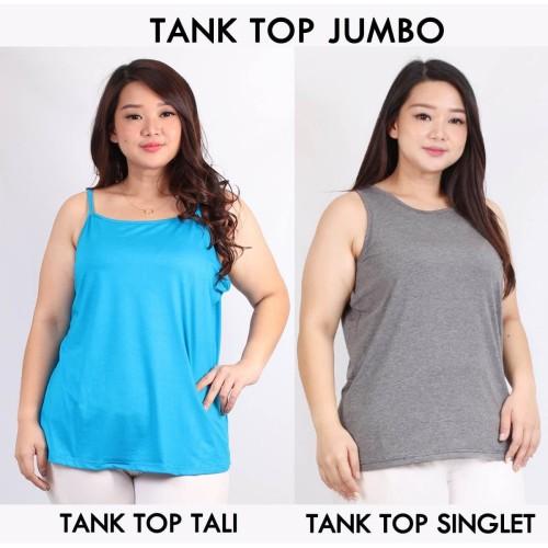 Foto Produk Tank Top Jumbo Baju Inner You Can See dari Paphika