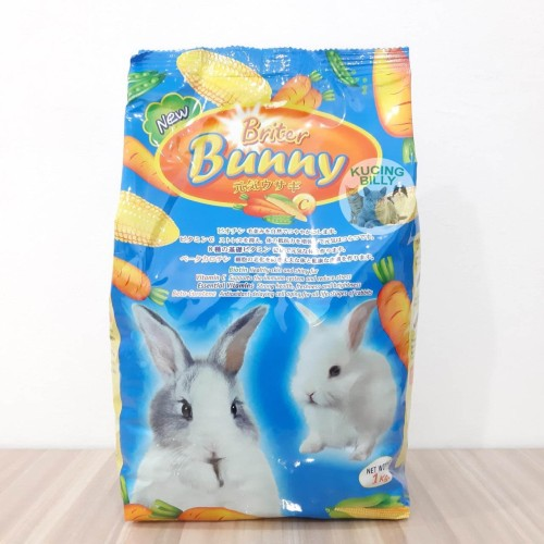 Foto Produk Briter Bunny 1kg - Makanan kelinci dari Kucingbilly