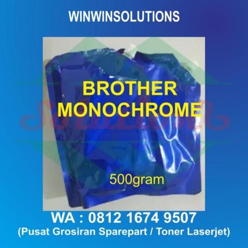 Foto Produk Serbuk Toner Brother Hl1110 Hl-1110 Kemasan Susu 500Gram Monochrome dari Pakuan Strike