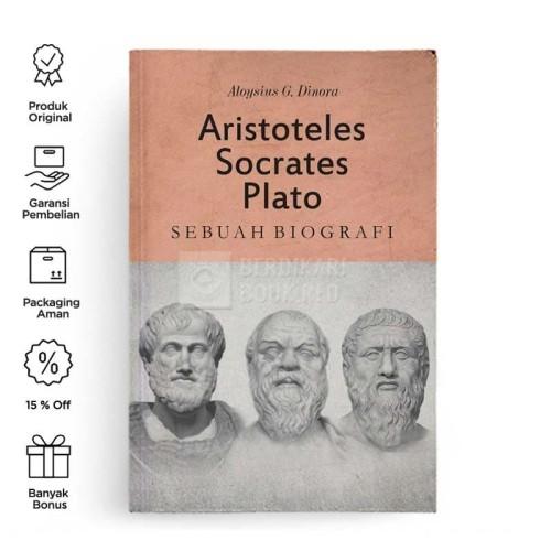 Foto Produk ARISTOTELES, SOCRATES, PLATO: Sebuah Biografi dari Berdikari Book