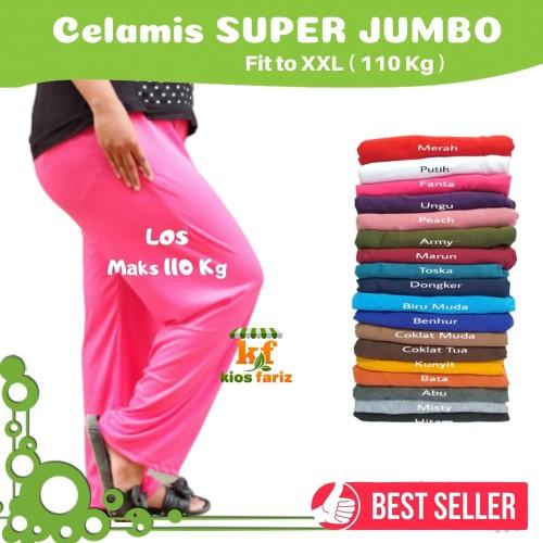 Foto Produk Celamis LOS SUPER JUMBO dari Thifa Craft
