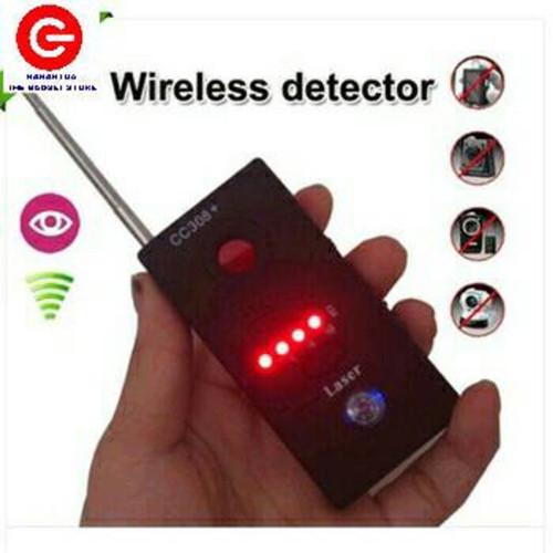 Foto Produk Anti Spy Hidden Camera Bug Signal Detector / Anti Sadap NEW dari warunglistrik1