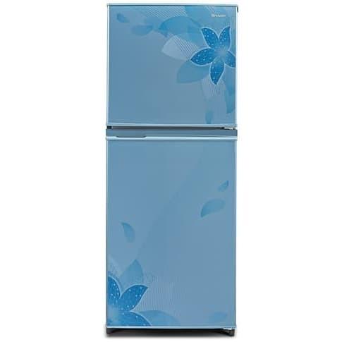 Foto Produk KULKAS 2 PINTU SHARP SJ236ND BLUE dari Queen99 Store