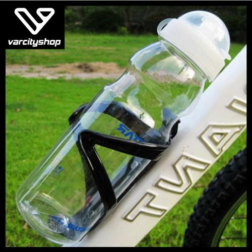 Foto Produk E40 Tempat Botol Minuman Sepeda Bicycle Bottle Holder Rak Botol Minuma - RANDOM dari varcityshop