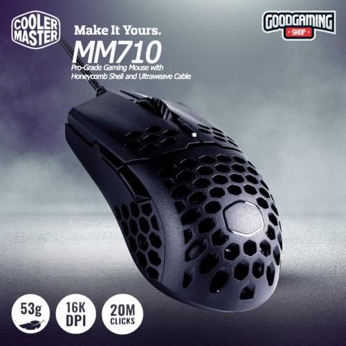 Foto Produk CoolerMaster MM710 - Gaming Mouse dari GOODGAMINGM2M
