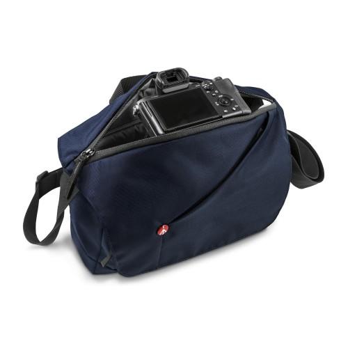 Foto Produk Manfrotto Bag NX CSC Camera Messenger Bag MB NX-M-BU - TasKameraID dari taskamera-id
