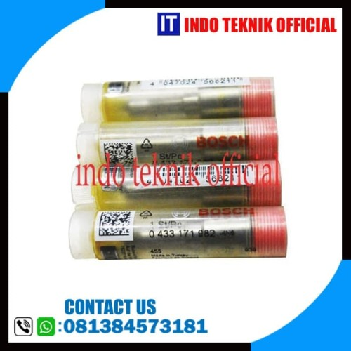 Foto Produk Nozzle Injector Hyundai Starex H-1 2.5 CRDi Asli Bosch Nosel Nozel H1 dari indo teknik official