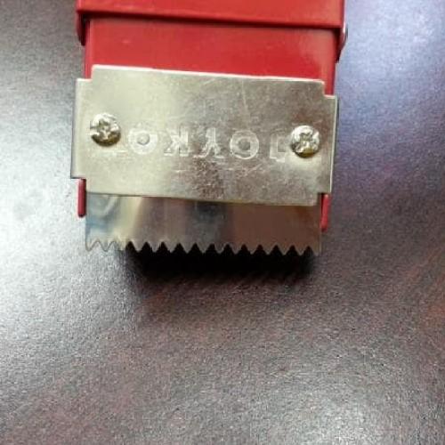 Foto Produk Tape/plakban dispenser besi Joyko Td2s tajam kuat murah dari elang mahendra