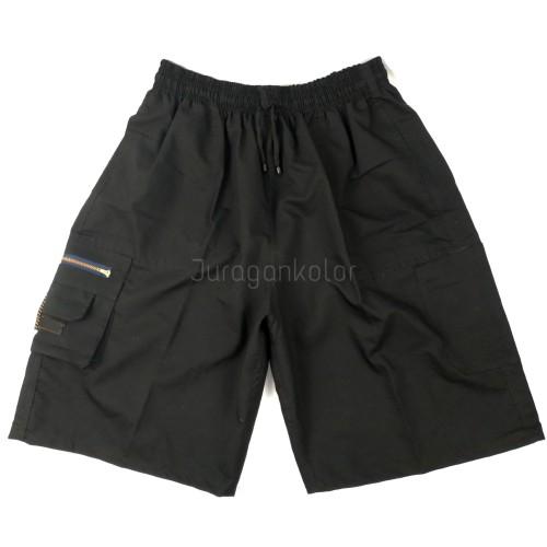 Foto Produk Celana Pendek Pria Cargo JUMBO 7/9 -C.CNL7/9 dari JuraganKolor