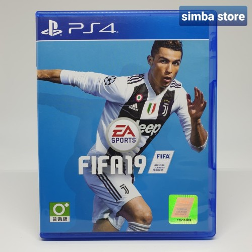 Foto Produk FIFA 19 FIFA19 2019 Kaset BluRay BD Game Playstation 4 PS4 dari simba store
