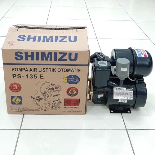 Foto Produk Pompa Air Shimizu PS135e 125watt Otomatis dari Tk Indoteknik