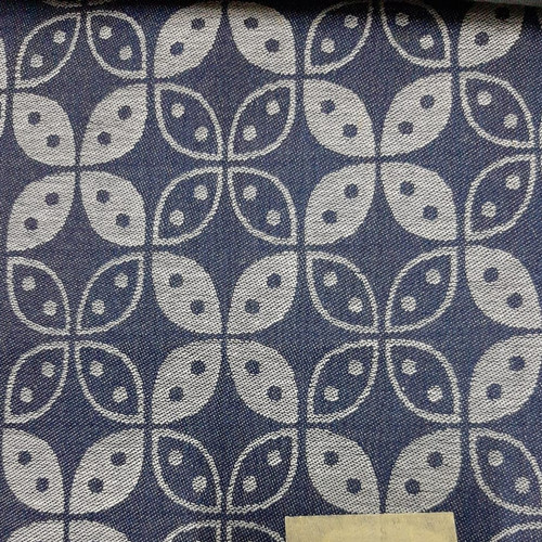 Foto Produk Kain Jacquard Denim/Jeans Batik Motif Kawung_SG1245CE dari Bobel Collection