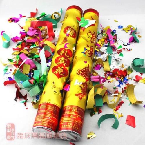 Foto Produk Confetti 50 cm Termurah dari Toko wagner