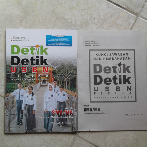 Foto Produk Kumpulan Soal SMA Detik usbn fisika 2019 sma dari bakianto shop