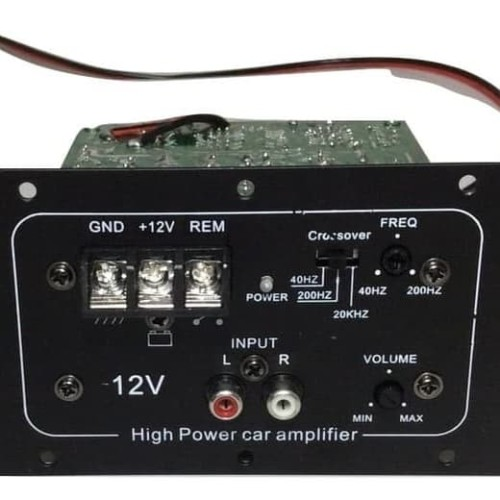 Foto Produk KIT / POWER BASTUBE 12 INCH dari meri audio