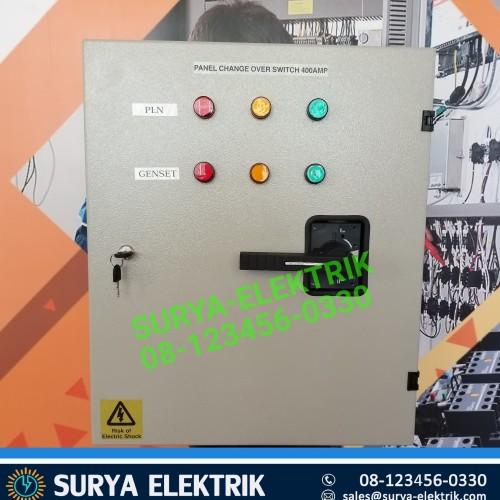 Foto Produk PANEL OHM SAKLAR COS PLN GENSET SOCOMEC 400A 400 A Amper + BOX SOCOMEC dari SURYA-ELEKTRIK