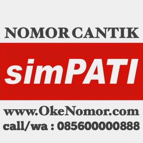 Foto Produk Nomor Cantik simPATI 0822 878788XX dari okenomor