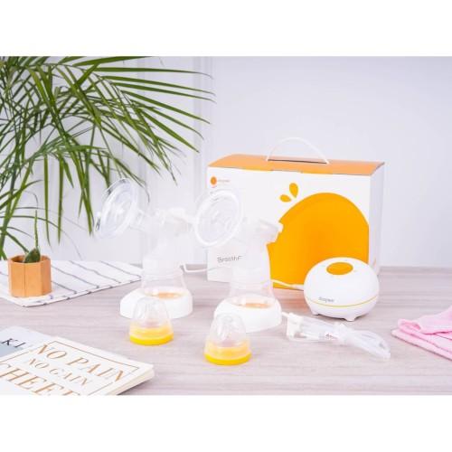 Foto Produk Doopser DOUBLE Electric Breast Pump | Pompa Asi Elektrik 8007D Double dari bobo baby shop