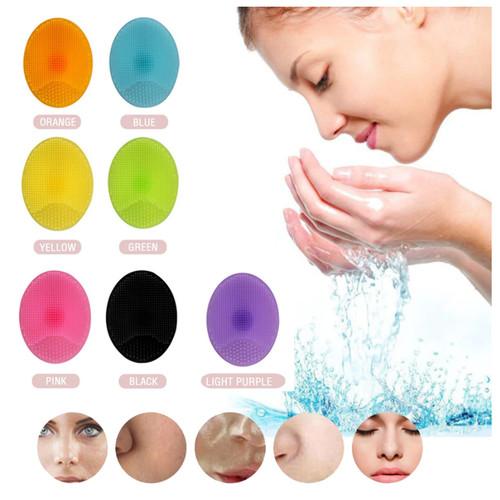 Foto Produk SOFT Silicone Face cleanser - For Deep Clean - Pembersih Wajah silicon dari twindshop