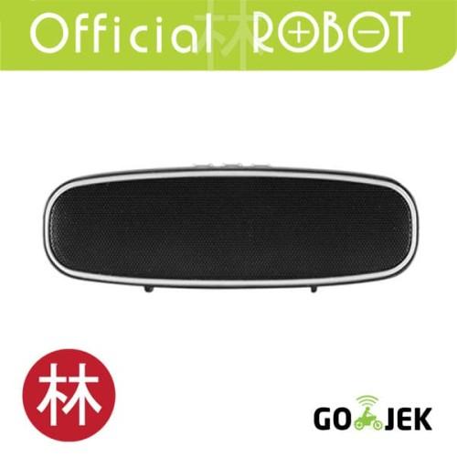 Foto Produk Robot RB210 Portable Bluetooth Speaker Black dari Liem