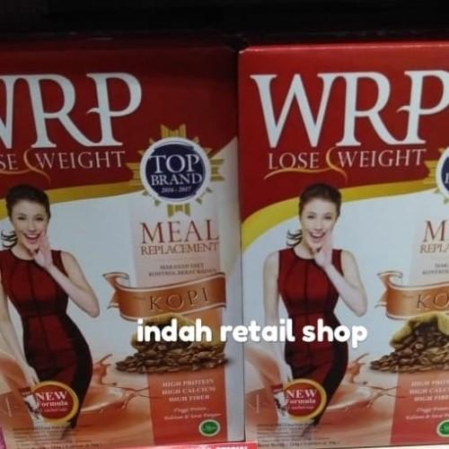 Foto Produk Wrp lose weight coffee 200g dari indah retail shop
