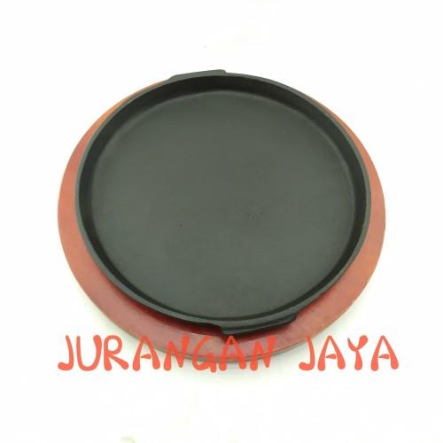 Foto Produk Hot Plate Steak Sunrise (bulat besar) dari Jurangan Jaya