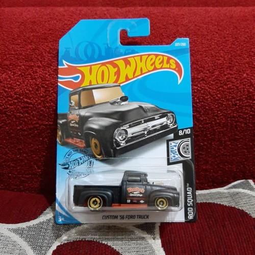 Foto Produk Hotwheels hot wheels Custom 56 Ford Truck dari dejoss colection