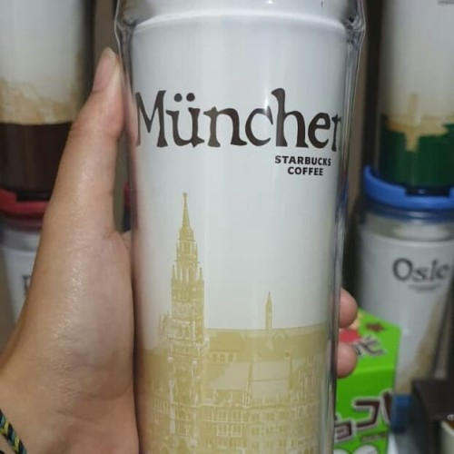 Foto Produk Tumbler Starbuck Munchen Baru dari Maniac Bola
