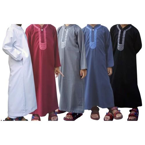 Foto Produk Baju Gamis Anak / Jubah Anak / Koko Anak Adem, Lembut, Nyaman dari Hijabpartner ID