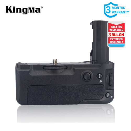 Foto Produk Vertical Battery Grip VG-C3EM KINGMA for Sony A7III / A7R III / A9 dari Kingma Indonesia