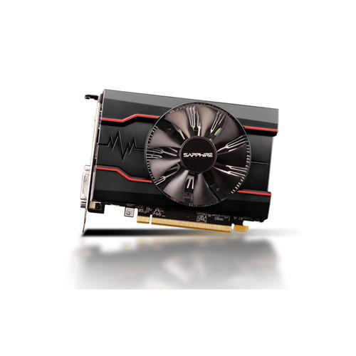 Foto Produk VGA Sapphire Radeon RX 550 2GB DDR5 Pulse dari Enter Komputer Official