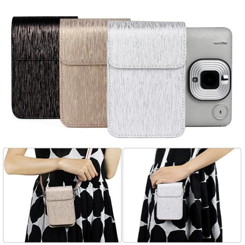 Foto Produk Case Instax Mini Liplay - Leather Bag Case dari taskamera-id