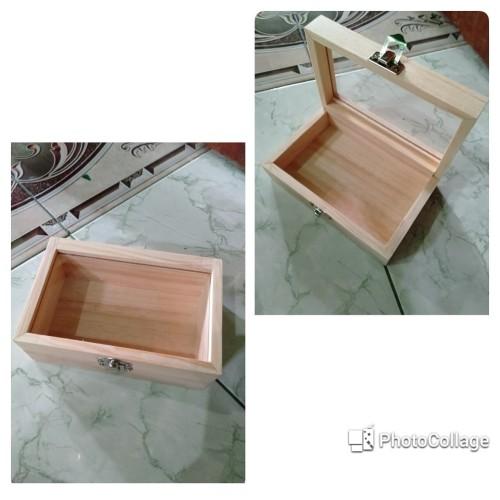 Foto Produk kotak kayu katolik 15x10x5cm dari Muthoyibah