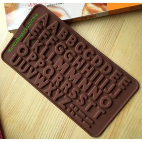 Foto Produk cetakan kue huruf alfabet dari Sekar Pandan_