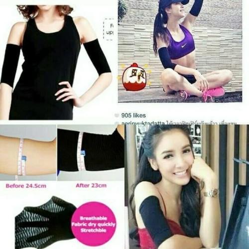Foto Produk Promo Slimming Calorie Off Lengan Tangan Isi 2 pcs Sporty Original dari Jual Beli Murah 17