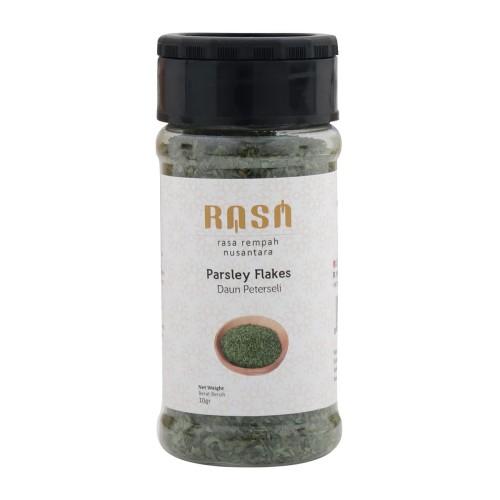 Foto Produk RASA - Parsley Flakes 10 gr - Daun Peterseli - Bumbu Masakan dari Jagapati