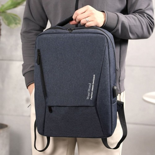 Foto Produk Tas Ransel USB Laptop Multifungsi Kantoran A785 dari Mega-Persada