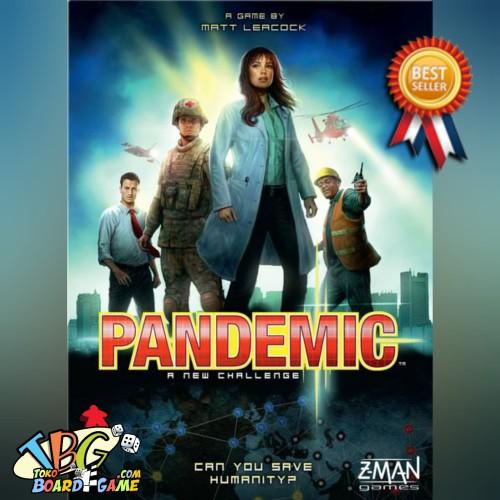 Foto Produk Pandemic Board Game dari Toko Board Game