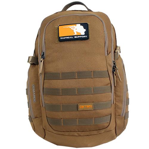 Foto Produk Cartenz Tactical Ransel Comando - Cokelat dari Cartenz Tactical