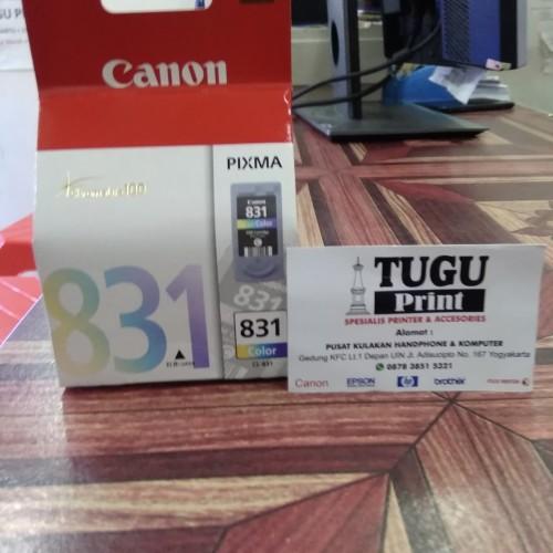 Foto Produk Catridge Canon 831 colour dari TuguPrint