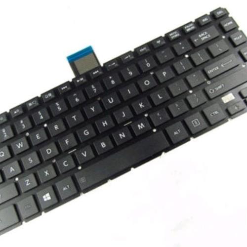 Foto Produk Keyboard Toshiba Satellite E45-B E45-B4100 E45-B4200 Tanpa Backlight dari Pakuan Strike