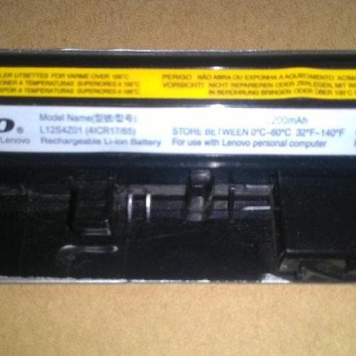 Foto Produk Original Baterai Laptop Lenovo Ideapad S300 S310 S400 S405 S415 Touch dari Pakuan Strike