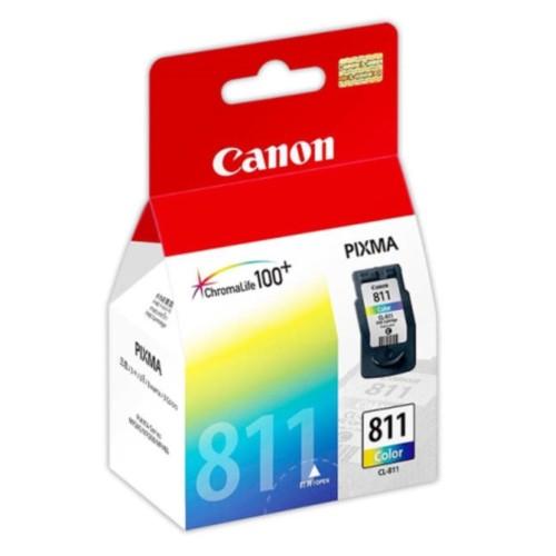 Foto Produk Cartridge Canon Cl 811 Colour New Original dari Pakuan Strike