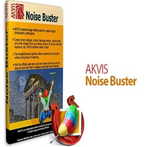 Foto Produk Akvis Noise Buster V10.1.2954.14257 X 64 Software Edit Photo dari Pakuan Strike