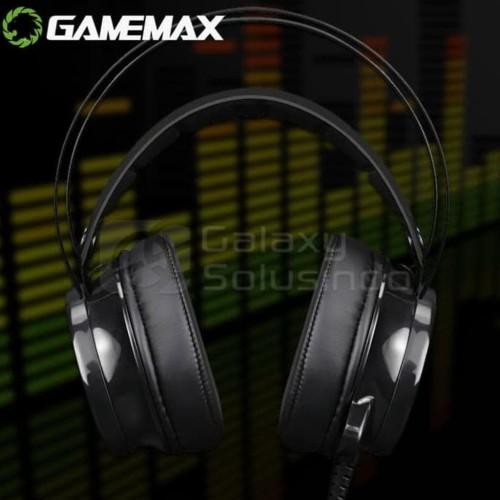 Foto Produk Gamemax G200 Pro Gaming Headset dari Pakuan Strike