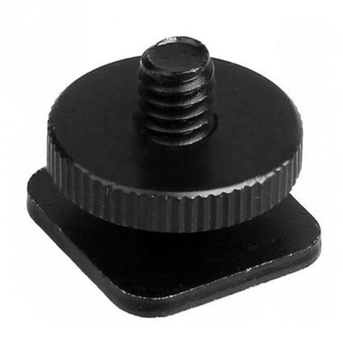 Foto Produk Midio Tripod Screw Hot Shoe Kamera DSLR 1/4 Screw dari Midio