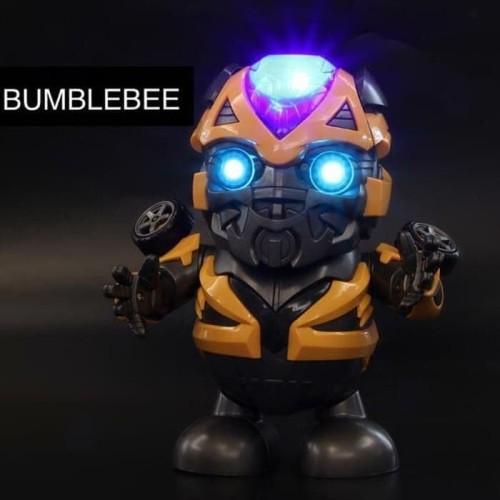 Foto Produk robot dance bumblebee dari wynlynshop
