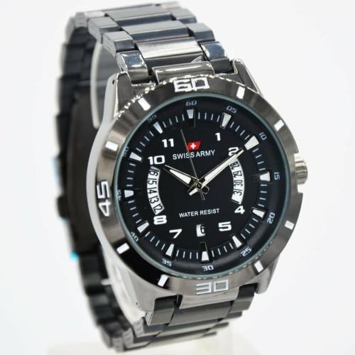 Foto Produk Jam Tangan Pria Swiss Army Rantai (Quiksilver,Seiko,Fossil,Rolex) dari TimeWatchShop